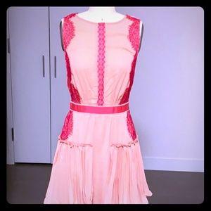 Three Floor Very Flattering dress